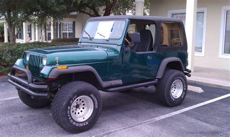 jeep wrangler yj 1989 jeep wrangler yj 5000 obo
