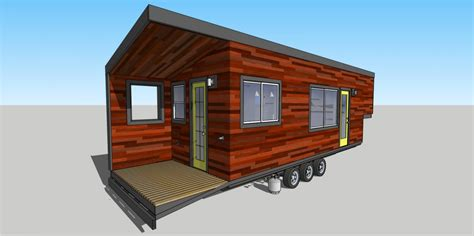 designing a tiny house tiny house big movement sketchup blog
