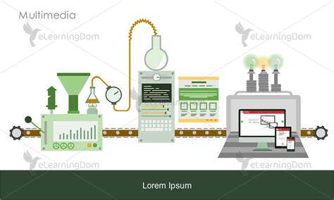 layout process in animation input output process animation elearningdom