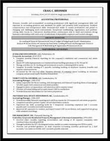 sle resume for senior accounting manager document