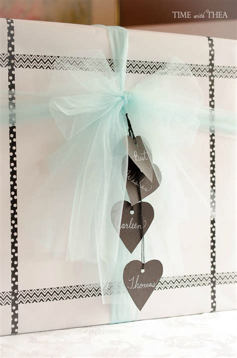 Wedding Gift Wrapping Ideas by Inexpensive Large Wedding Gift Wrapping Ideas Time With Thea