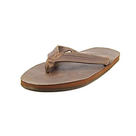 sandals with arch support rainbow womens single layer premier leather sandal with