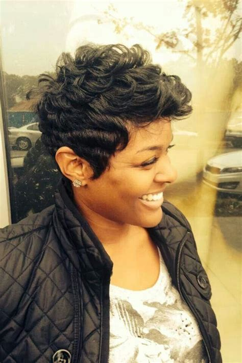 atlanta ga black hairstyles like the river salon atlanta short sassy pinterest