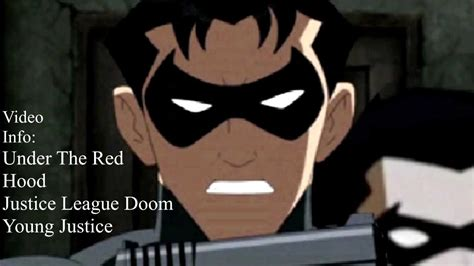 young justice jason todd   youtube