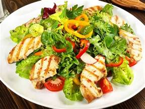 Healthy Main Dish Salads - substantial savory salads how to make a salad a meal mynetdiary
