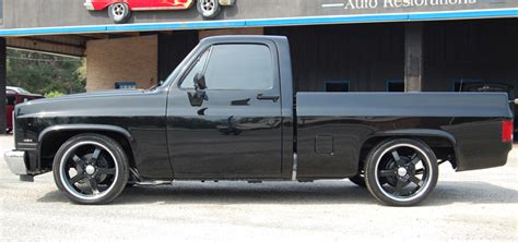 Chevy Short Bed For Sale 1986 Chevy C10 Pickup