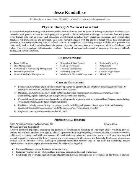 respiratory therapist resume objective exles sle occupational therapy resume jennywashere