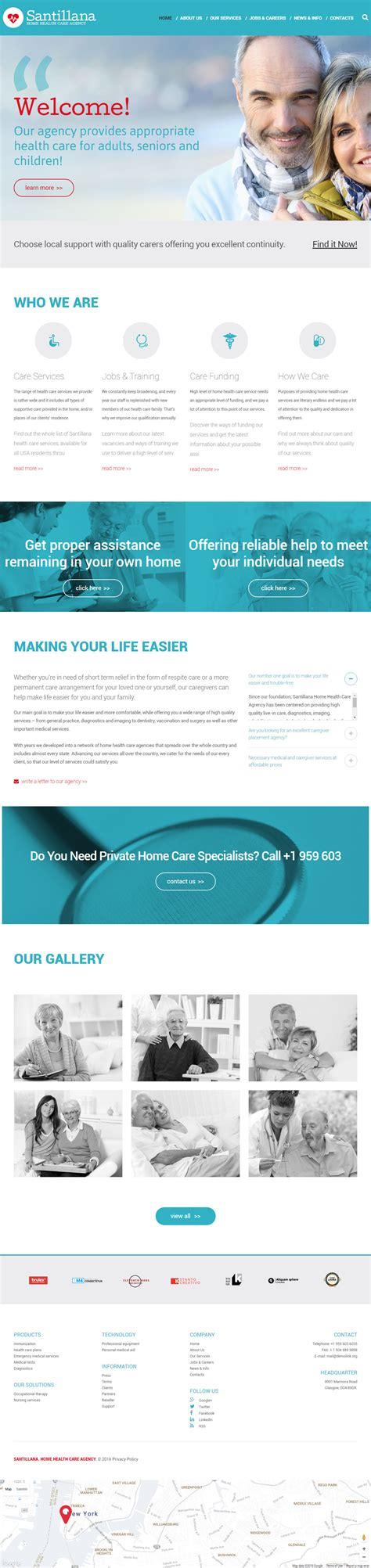 theme drupal medical santillana premium responsive health care drupal template