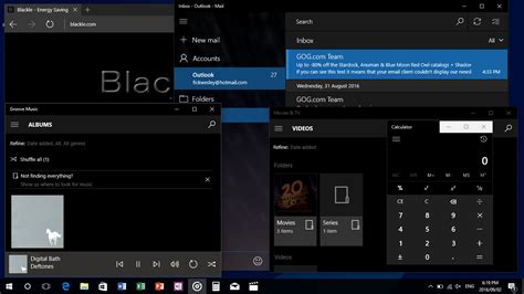 themes black windows 10 one year on from the launch of windows 10 nag