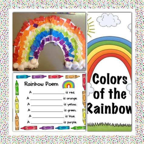 colors of the colors of the rainbow