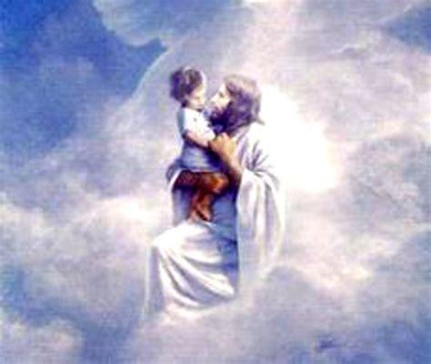 imagenes de dios recibiendote en el cielo primeracomunionlestonnac gu 205 a n 1 para qu 233 nos cre 243 dios