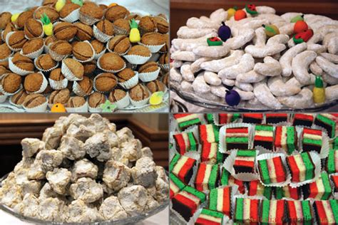italian baby shower traditions italian cookie table for a bridal shower or baby shower or
