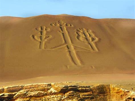 candelabro de paracas peru paracas overland turismo en per 250