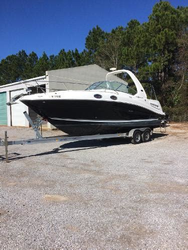 sea ray boats for sale in alabama sea ray 260 sundancer boats for sale in alabama