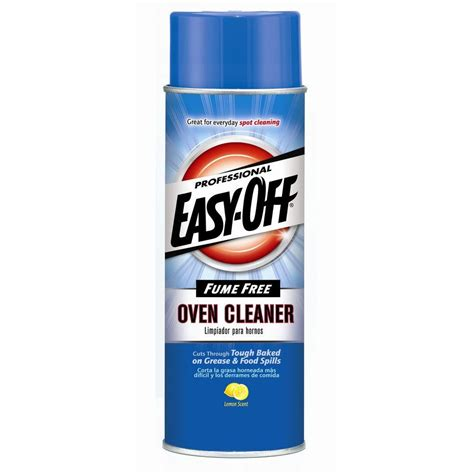 Oven Cleaner On Bathtub by Easy Professional 24 Oz Lemon Scent Fume Free Oven