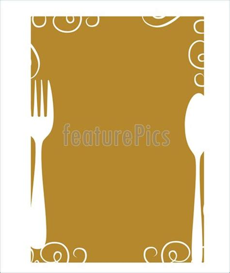 menu background template templates mustard colored menu background stock