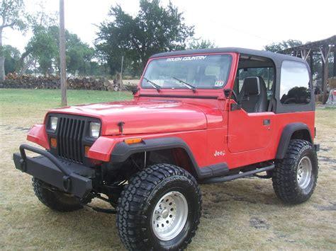 renegade jeep wrangler 1991 jeep wrangler renegade value