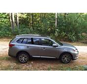 REVIEW 2016 Mitsubishi Outlander Shows Off An Improved