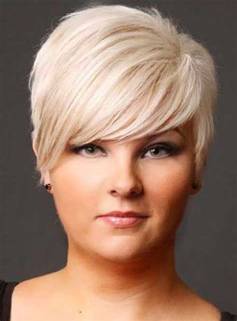 cute haircuts for fuller faces 104 best hair short fuller face images on pinterest easy