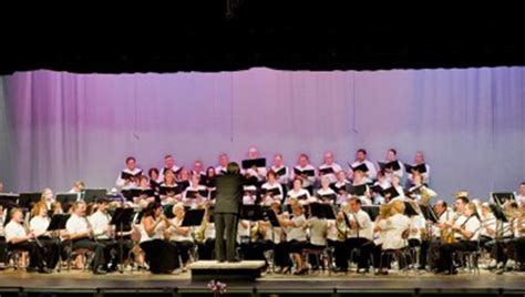 Pearl River County Court Records Prcc Community Band Concert To Honor Veterans Picayune Item
