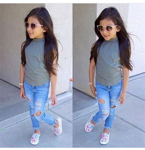 girl fashion image  laura rosales kids fashion