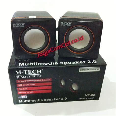 M Tech Mt 01 Speaker Mini Usb speaker komputer m tech mt 02 jogjacomcell co id