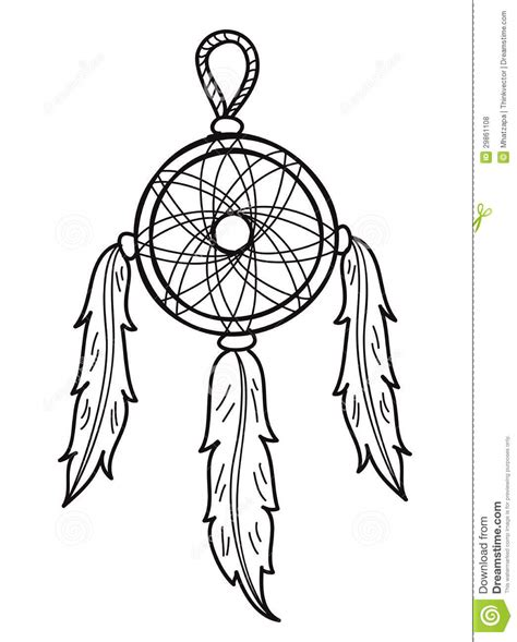 dream catcher royalty free stock photos image 29861108