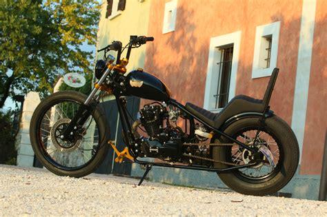 Brook Chopper Motorrad by Home Brandys Custom Bikes Aus Gr 252 Nsfeld