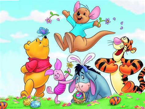 disney easter wallpaper desktop winnie the pooh easter wallpaper winnie the pooh