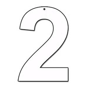 7 best images of printable number cut outs free