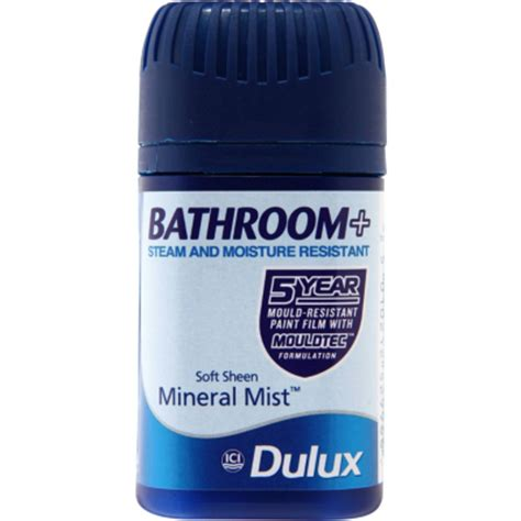 dulux bathroom paint price dulux mineral mist