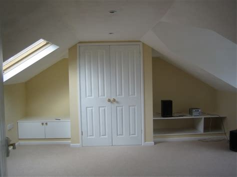 Loft Closet Solutions by Wardrobes And Cupboards Built By Chris Dodds Of Andover