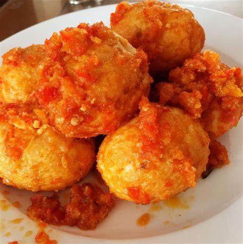 membuat siomay telur resep bumbu dan cara membuat telur balado sambal tomat