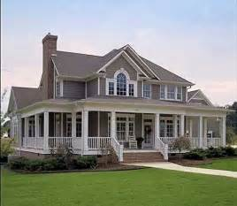 country farmhouse plans with wrap around porch plan 16804wg country farmhouse with wrap around porch