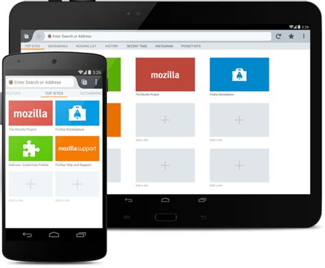 browsers for android tablets best alternative web browsers