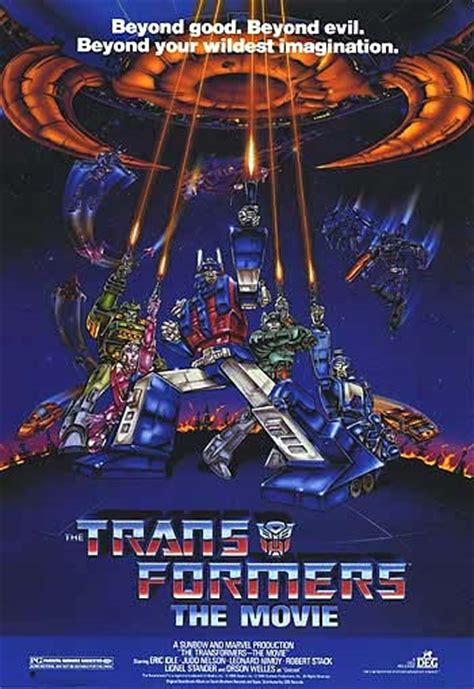 Transformers Movie 1986 Film Transformers The Movie The Soundtrack Details Soundtrackcollector Com