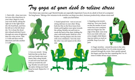 yoga at your desk yoga at your desk move more