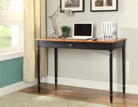 Convenience Concepts 48 Quot Two Tone French Country Desk Country Desk