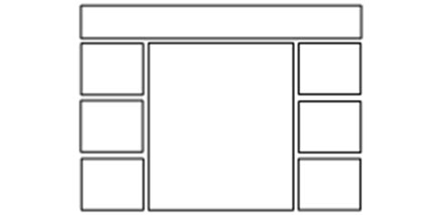 html css div layout templates free html css div layout generator on line blended html