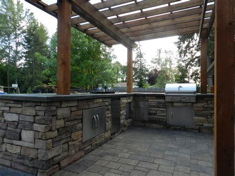 outdoor kitchen designs for portland oregon landscaping eugene outdoor kitchen installation graham landscape