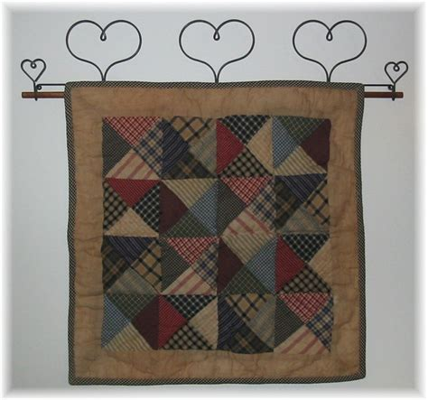 Quilt Hanger For Wall by Mini Quilt Hangers And Quilt Displays