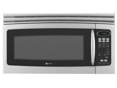 maytag microwave auto fan turn maytag mmv5207bcs canadian appliance