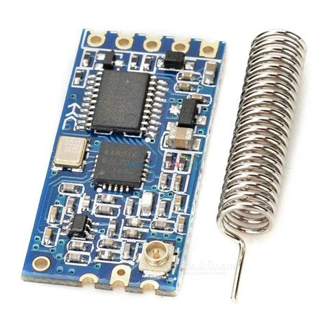 433mhz hc12 hc 12 si4463 wireless serial port module