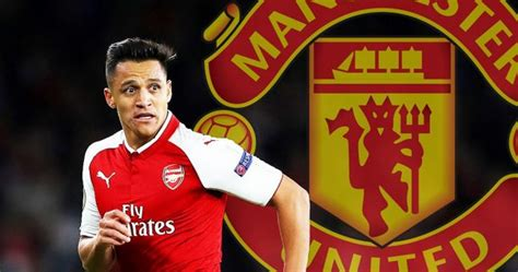 alexis sanchez manchester united report manchester united agree contract terms with alexis