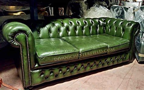 divani in vendita usati divani chesterfield usati in pelle vintage originali inglesi