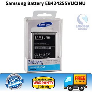 Lcd Samsung Chat Gt S3353 Gt 3353 buy samsung 100 original battery eb424255vu gt s3353 galaxy chat 353 3 duos s5222