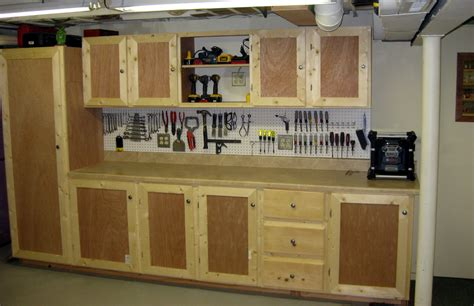 Kitchen Furniture Workshop I Ve Got A Plan Shop Cabinets Page 4
