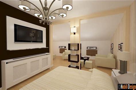 design interior case amenajare interioara dormitor mansarda