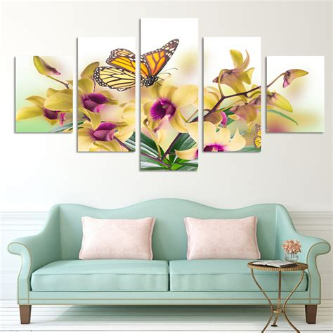 flower design on wall popular flower design wall art buy cheap flower design