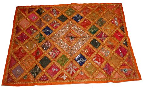 indian ethnic tapestry patchwork hangings decor tapestries